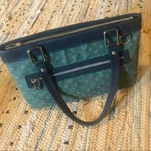 Louis Vuitton Mini Lin Lucille Bag